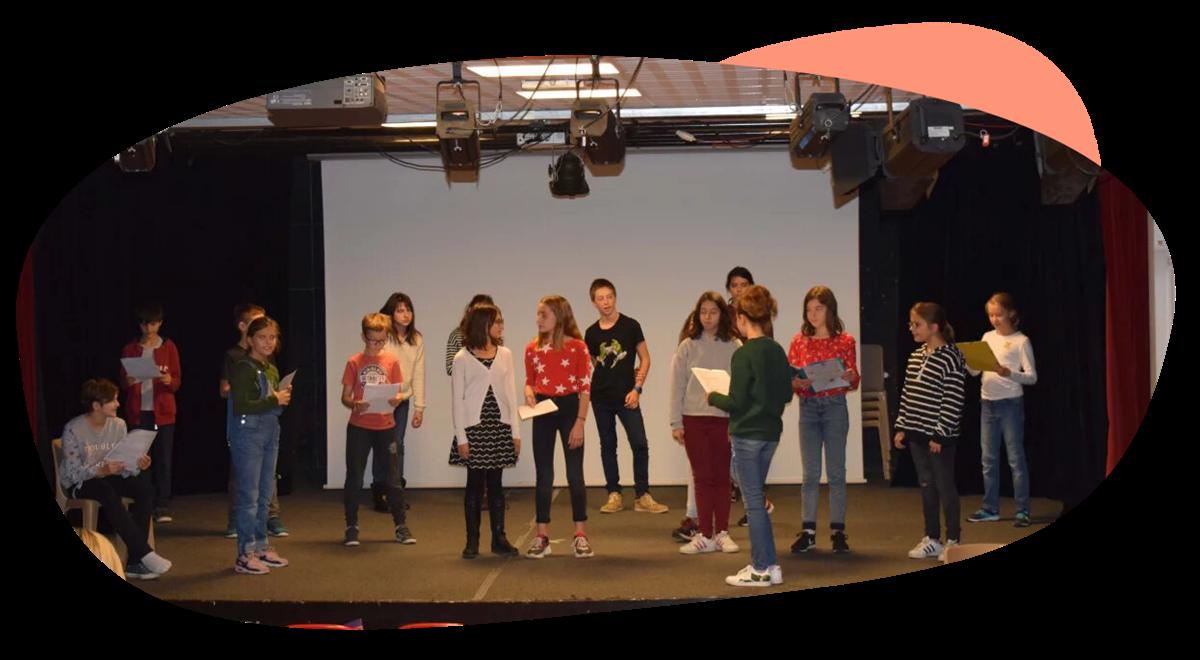 Chorale du collège La Salle à Annecy